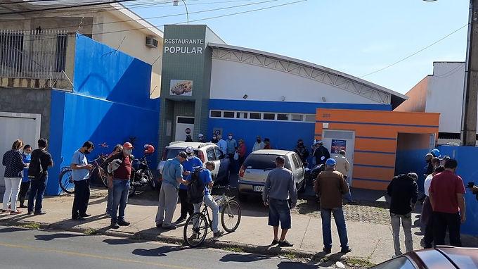 Ministério Público indefere representação contra licitação do Restaurante Popular