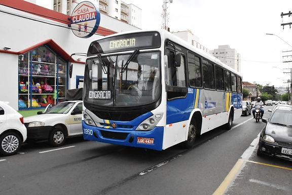 Prefeitura repassa quase R$ 200 mil para bancar serviço de transporte coletivo