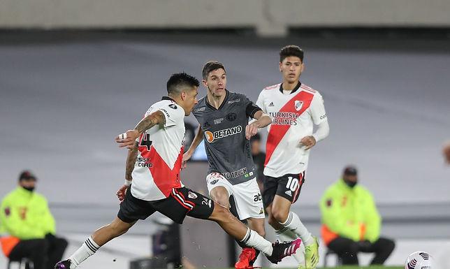 Em 100º jogo na Libertadores, Atlético-MG vence River na Argentina