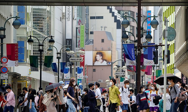 Duas tempestades tropicais devem atingir o Japão