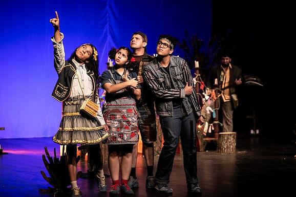 Teatro Municipal recebe espetáculo 'A Lenda da Ponte' neste sábado