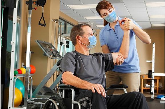 Fisioterapia pode auxiliar no tratamento de pacientes da Covid-19, inclusive na UTI