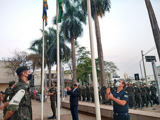 Feriado da Independência tem ato cívico e manifestações em Catanduva