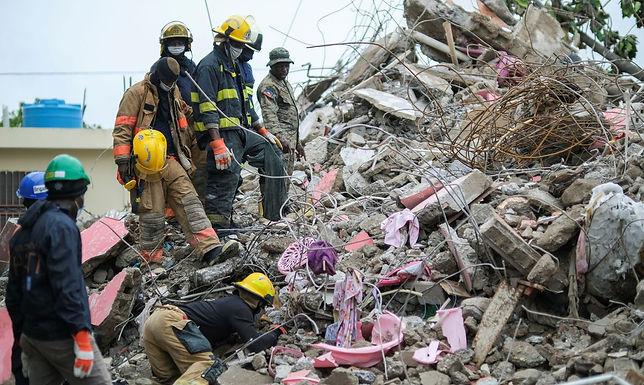 Número de mortos em terremoto no Haiti sobe para quase 2 mil