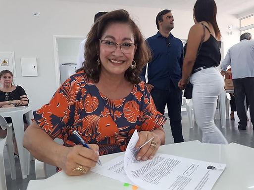 Vera Vallejo enaltece avanços sociais e lamenta análise focada em balanços contábeis