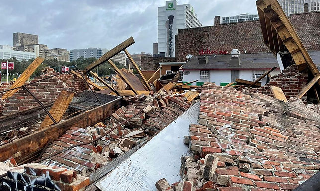 Louisiana lança ações de resgate e mortes por furacão Ida devem subir
