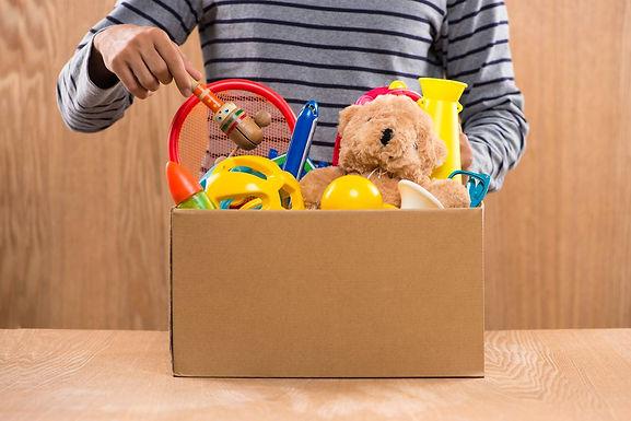 Bax Catanduva inicia arrecadação de brinquedos e doces para crianças carentes