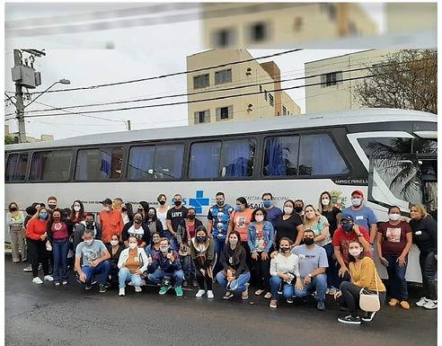 Novo Horizonte organiza caravana de doação de sangue ao Hemonúcleo de Catanduva