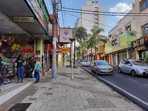 Prefeitura prorroga medidas restritivas e mantém 80% da capacidade em estabelecimentos