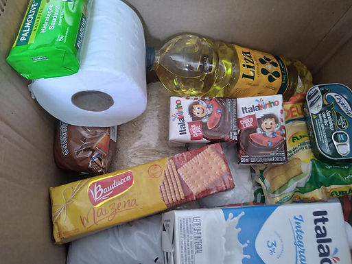 Projeto 'Alimentos do Bem' distribui cestas básicas para mais de 190 famílias de Catanduva