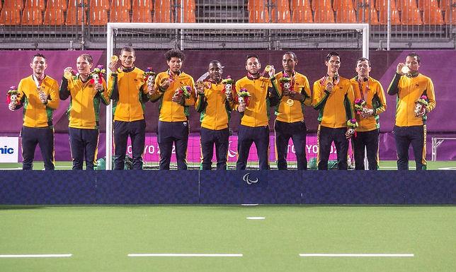 Futebol de 5 brasileiro fatura o pentacampeonato na Tóquio 2020