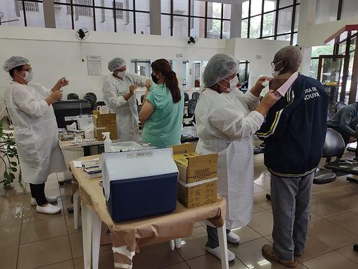 700 catanduvenses não voltaram para tomar segunda dose da vacina contra a Covid-19