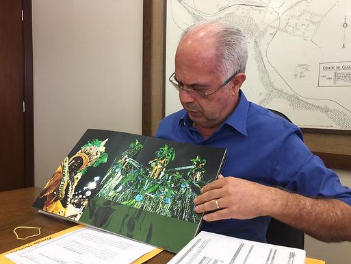 Sem reverter condenação, Macchione tem quase todos os recursos esgotados em Brasília