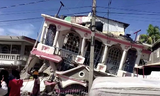 Número de mortos em terremoto no Haiti ultrapassa 1,2 mil