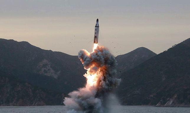 Coreia do Norte diz ter testado novo míssil hipersônico