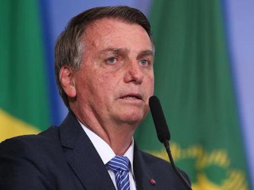 Bolsonaro pedirá que Senado instaure processo contra ministros do STF
