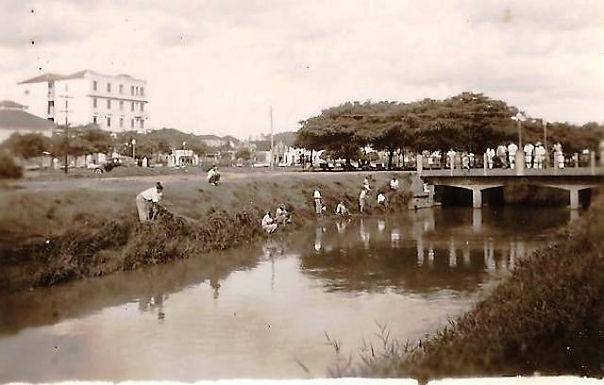 Estudo projetou canalização do Rio São Domingos para solucionar enchentes