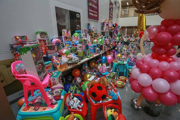 Grupo de jovens da Paróquia São José lança campanha para arrecadação de brinquedos