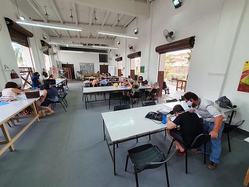 Oficinas culturais abrem inscrições para 200 vagas remanescentes