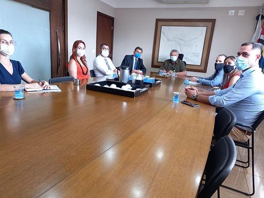 Prefeitura assina termo para implantar Central de Atendimento ao Egresso e Família