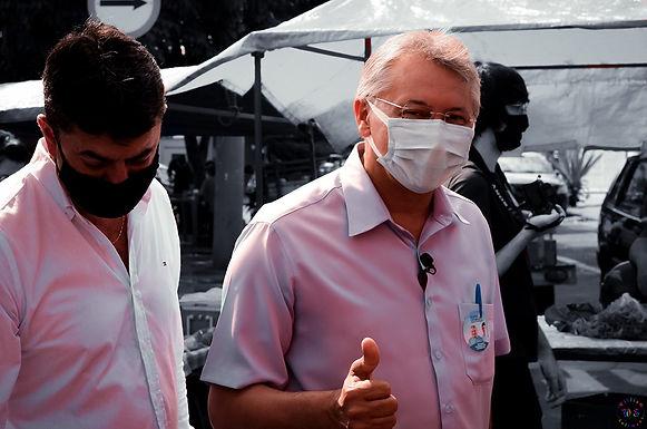 Juiz eleitoral dá prazo de 48h para defesa de Padre Osvaldo em ação sobre compra de votos