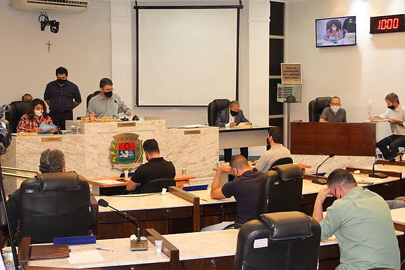 Vereadores de Catanduva apreciam seis matérias na sessão desta terça-feira