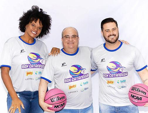 Bax Catanduva se apresenta dia 12 para preparação do Campeonato Paulista de Basquete