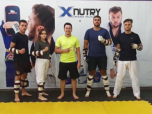 Seis atletas representam Catanduva na 13ª Copa América de Taekwondo