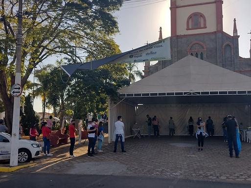 Prefeitura de Itajobi faz plantão de vacinação contra a Covid-19 no sábado