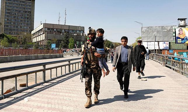 Afeganistão: talibãs chegam à capital Cabul