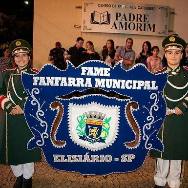 Prefeitura de Elisiário faz desfile cívico de 7 de Setembro