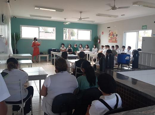 Equipes do Hospital São Domingos recebem palestras da Aviva sobre prevenção ao suicídio