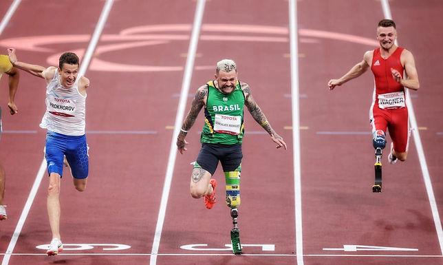 Por um centésimo a mais, Vinícius Rodrigues é prata nos 100m em Tóquio