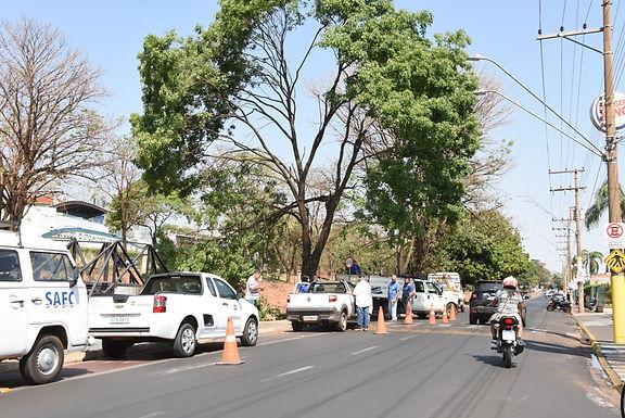 Prefeitura atualiza relatório sobre estragos causados pelo temporal de domingo