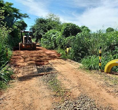 Prefeitura recupera e melhora acesso em dez estradas rurais