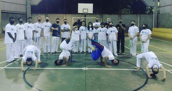 Associação Cultural Filhos da Lua retoma aulas de capoeira, jiu-jitsu e dança circular em Pindorama