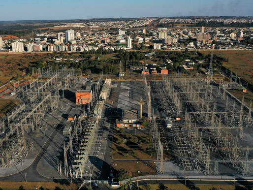 Falha em subestação de Furnas causa apagão em cidades do RJ e de MG
