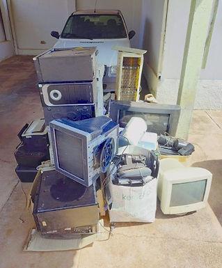 Prefeitura de Marapoama recolhe de 280 quilos de lixo eletrônico