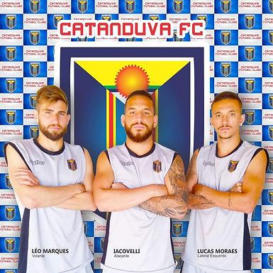 Catanduva reforça elenco para Segundona com jogadores já conhecidos na 1ª Divisão