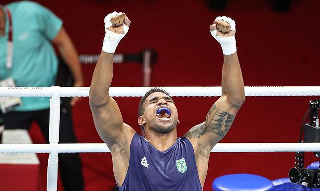 Boxe brasileiro garante medalha no oitavo dia da Olimpíada 2020