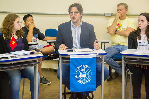 IFSP Catanduva fará simulação da Assembleia Geral da ONU com transmissão ao vivo