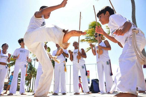 Associação Cultural Filhos da Lua abre inscrições para aulas de capoeira em Pindorama