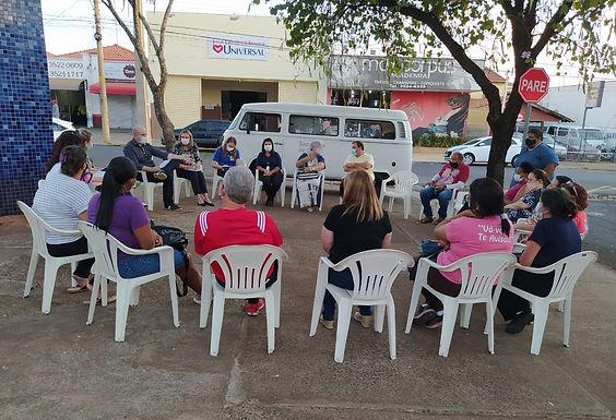 Saúde faz pré-conferência em diferentes regiões da cidade