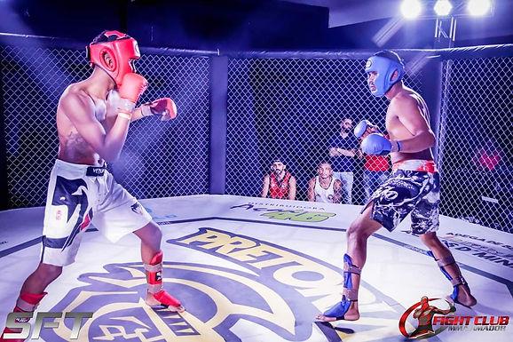 Atleta catanduvense estreia no Fight Club e quer seguir Circuito do MMA
