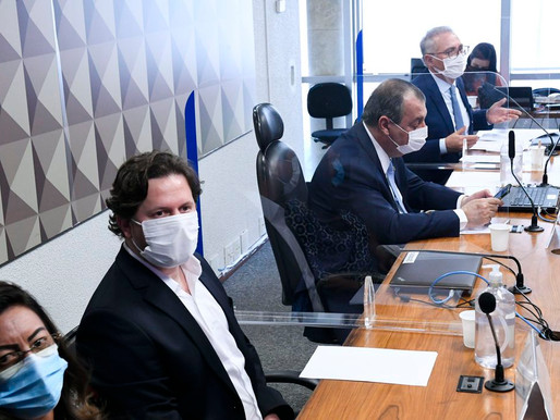 Diretor da Precisa diz não ter participado de negociação da Covaxin