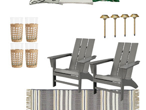 6 Steps to Style your Patio Like a Pro