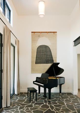 Piano Entryway