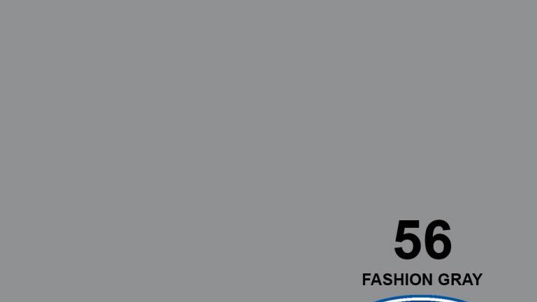 "107"" Fashion Gray #56 Seamless Paper"