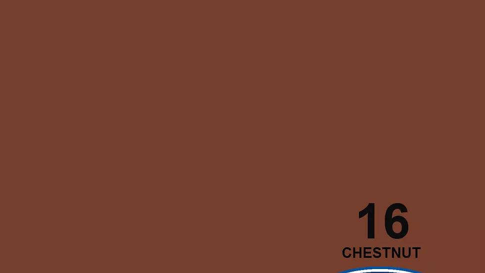 "86"" Chestnut #16 Seamless Paper"
