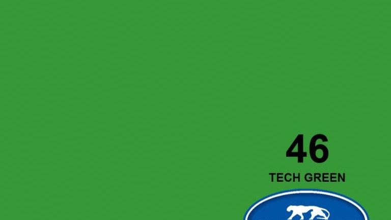 """107"""" Tech Green #46 Seamless Paper"""